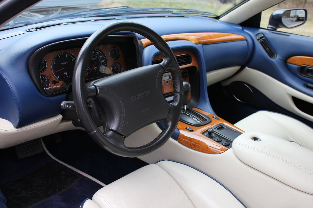 Aston Martin DB Volante Beverly Hills Edition Number Of - Aston martin beverly hills